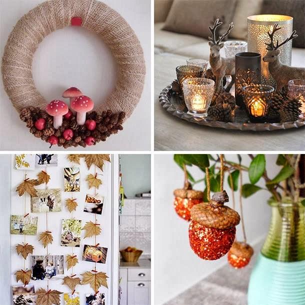 Interieur herfst decoratie inspiratie stijlvol styling woonblog - Foto interieur decoratie ...