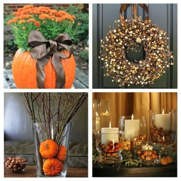 Interieur herfst decoratie inspiratie stijlvol styling for Herfst decoratie