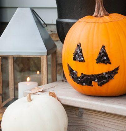 Feestdagen   Stijlvolle Halloween decoratie voor in en om het huis