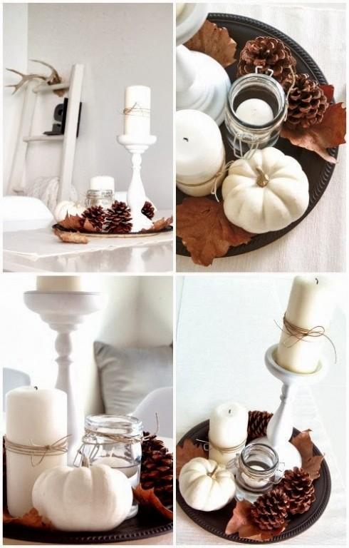 Interieur herfst decoratie inspiratie stijlvol styling woonblog - Interieur decoratie ideeen ...