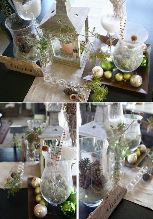 wonen  seizoenen  kerst decoratie ideeën met o.a. sinaasappels, Meubels Ideeën