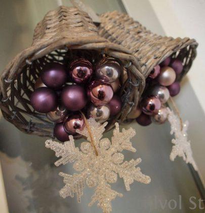 Binnenkijken   Kerstdecoratie bij mij thuis (deel 1)