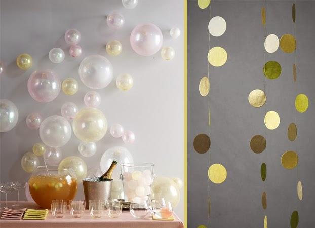 Feestdagen oud nieuw special feestelijke decoratie for Decoratie feest