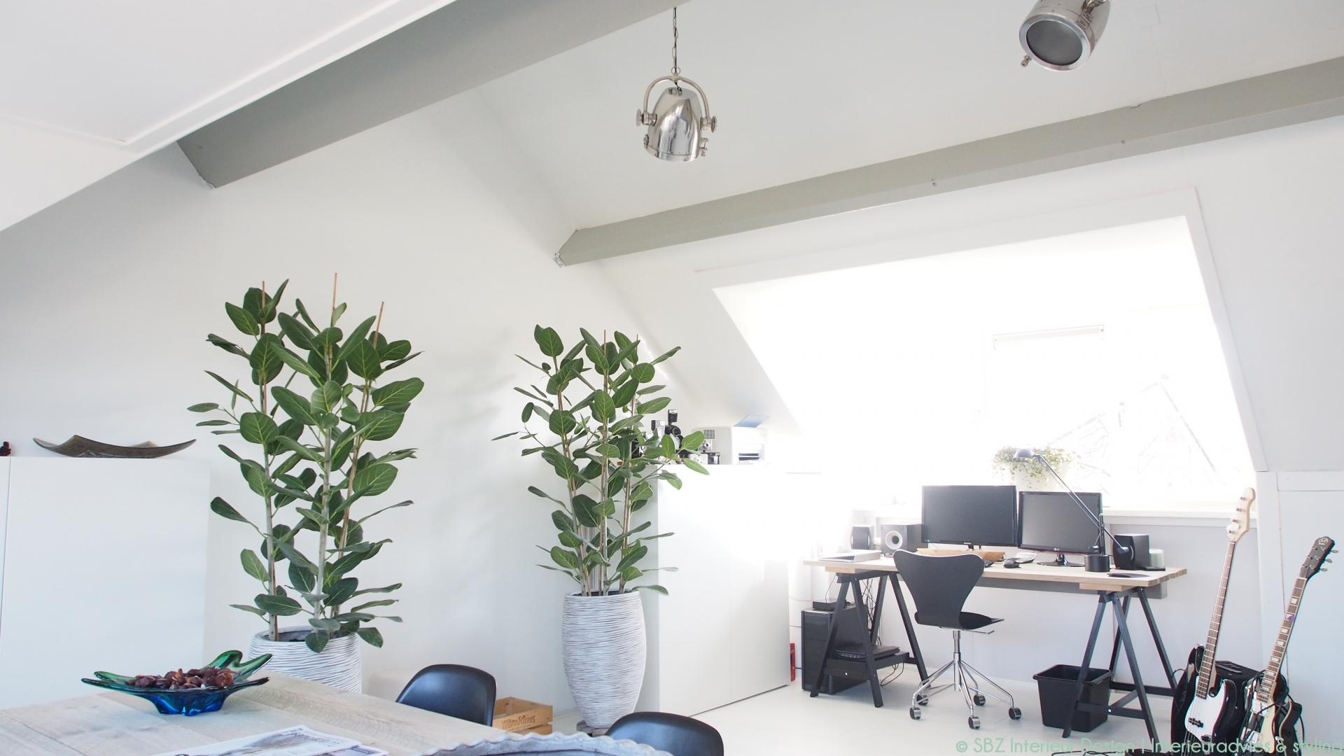 Interieur tips thuiswerkplek inrichten stijlvol for Designer interieur
