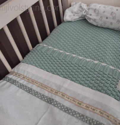 Interieur & kids | Mintgroen – Babykamer/ Kinderkamer inspiratie (deel 1)
