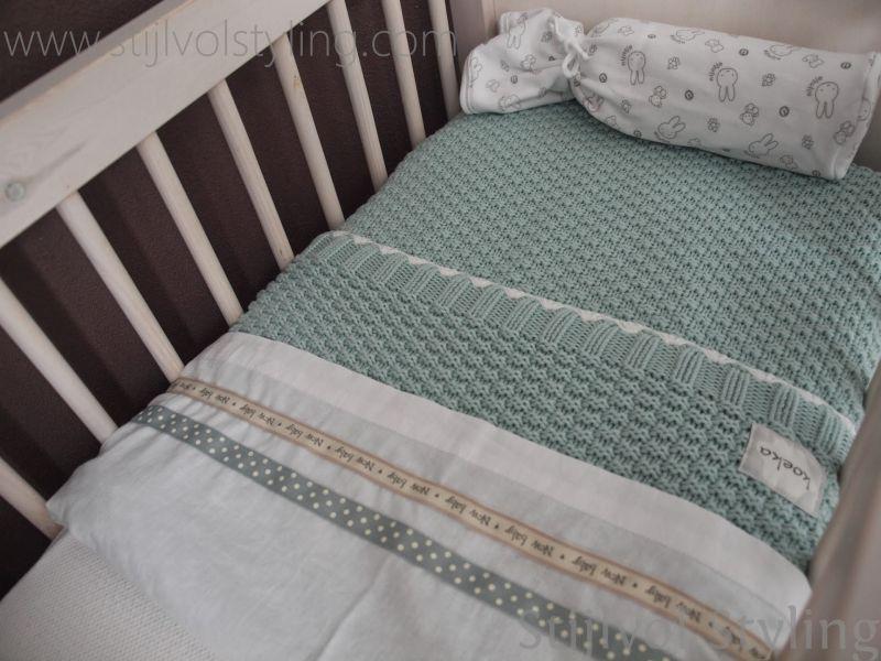 Interieur kids mintgroen babykamer kinderkamer inspiratie deel 1 stijlvol styling - Scheiden een kamer door een gordijn ...