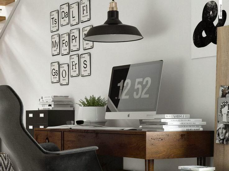 Interieur   Tips thuiswerkplek inrichten  u2022 Stijlvol Styling   Woonblog