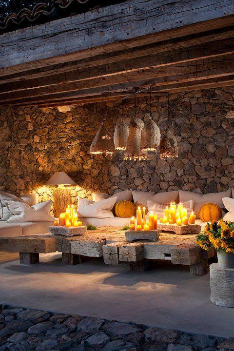 Tuin inspiratie tuintrends tuin inrichten en accessoires stijlvol styling woonblog - Overdekt terras voor restaurant ...