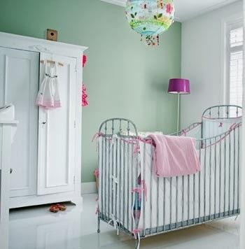 babykamer inspiratie groen ~ lactate for ., Deco ideeën