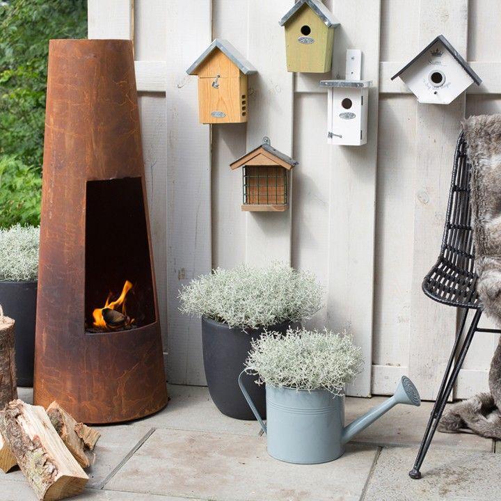 Tuin inspiratie tuintrends tuin inrichten en for Outdoor schilderijen intratuin