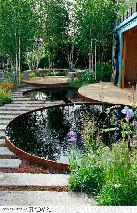 Tuin inspiratie tuintrends tuin inrichten en for Kunststof vijvers