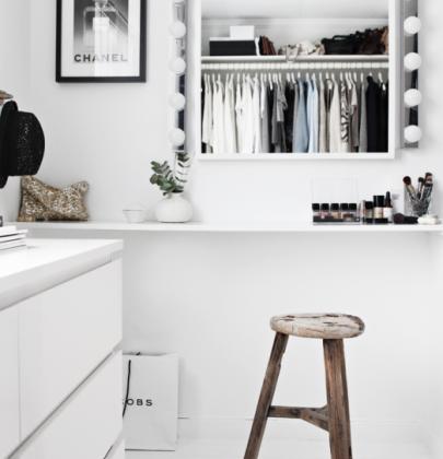 Interieur | Low Budget Styling nr.3 | De ideale inloopkast