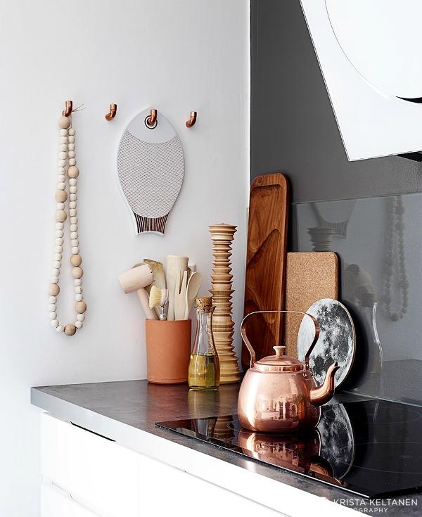 Interieur kleur stoer tijdloos koper in je for Interieur accessoires