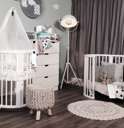 Interieur & kids   Babykamer trends gezien in Koffietijd