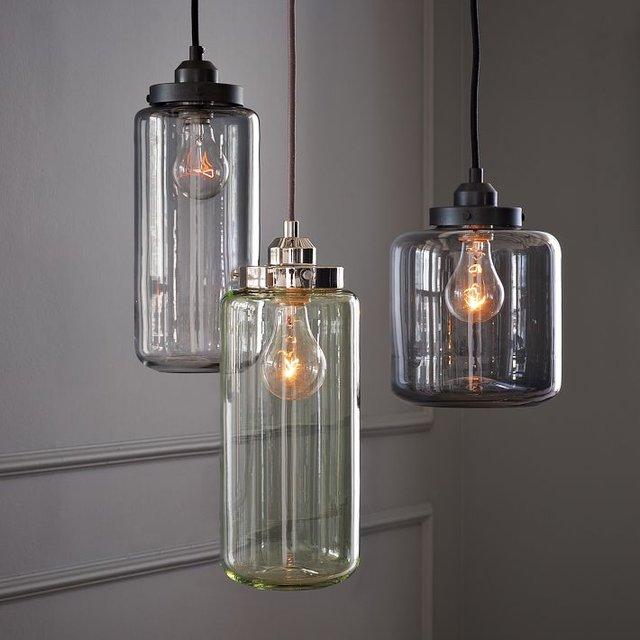 Diy lamp maken van een glazen pot stijlvol styling woonblog
