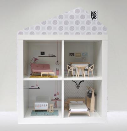 Interieur & kids |Kinderkamer inrichten met Ikea Expedit + DIY ideeën