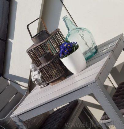 Balkon inspiratie | Inrichten van jouw balkon/ terras voor het ultieme lentegevoel.