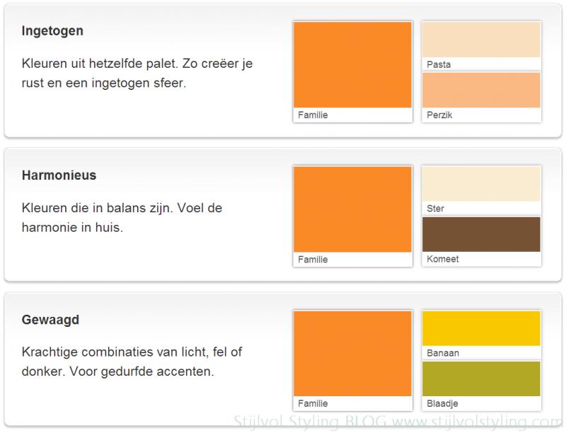 Kleur oranje in jouw interieur stijlvol styling for Interieur kleuren 2014