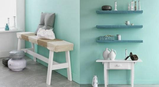 Interieur u0026 Kleur : Mintgroen in jouw interieur (incl. shoptips) - www ...