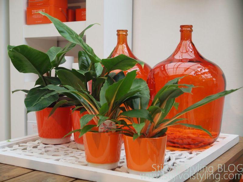 Kleur oranje in jouw interieur stijlvol styling for Interieur kleur
