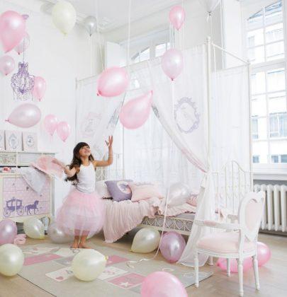 Interieur & kids | Baby- en kinderkamer inspiratie voor kleine prinsessen & balletdanseressen