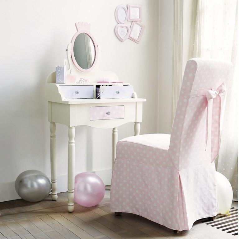 Interieur kids baby en kinderkamer inspiratie voor kleine prinsessen balletdanseressen for Kamer klein meisje