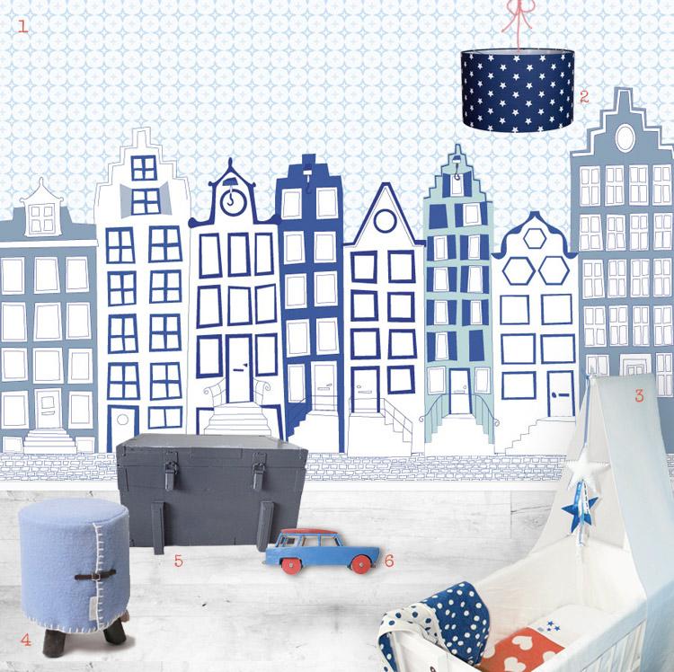 behang nijntje babykamer: get this childroom, meisjeskamer, Deco ideeën