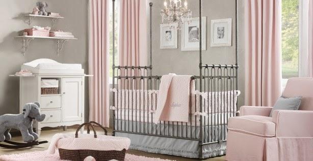 Interieur kids baby en kinderkamer inspiratie voor kleine prinsessen balletdanseressen - Kinderkamer taupe ...