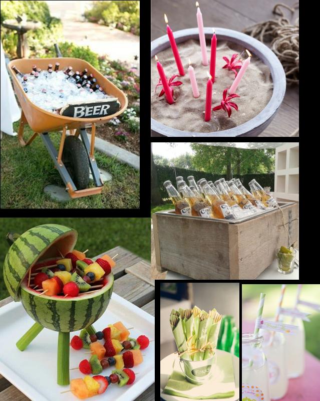 Tuin inspiratie zomer tuinfeest decoratie stijlvol styling woonblog - Decoratie idee ...