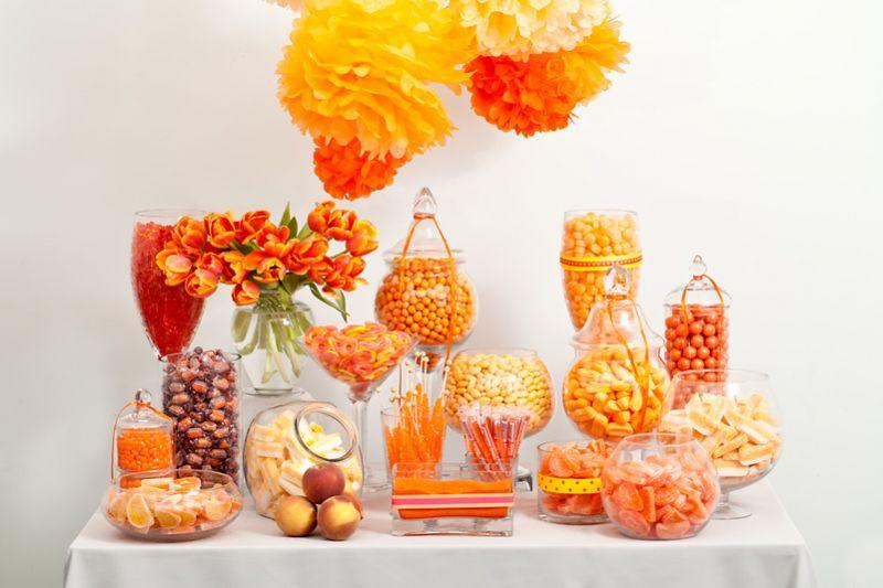 Feest styling stijlvolle decoratie tips voor een oranje feest stijlvol styling woonblog - Decoratie eenvoudig voor het leven ...