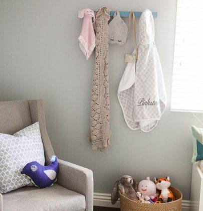 Interieur & kids | Babykamer en kinderkamer in grijs en wit