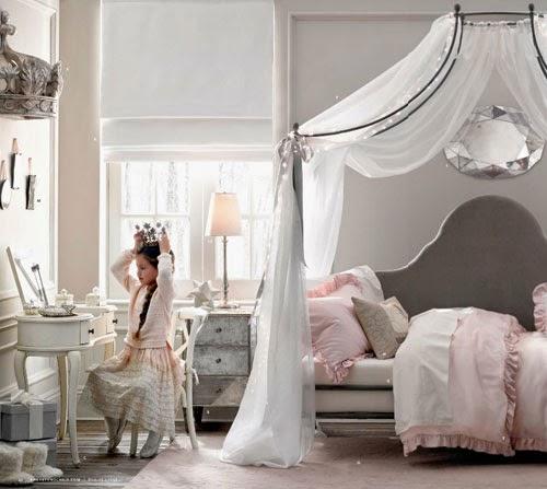Interieur  u0026 kids   Baby  en kinderkamer inspiratie voor kleine prinsessen  u0026 balletdanseressen