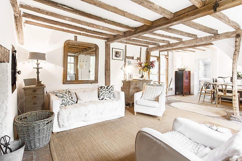 Binnenkijken : Engelse cottage #landelijk #wonen - www.stijlvolstyling ...