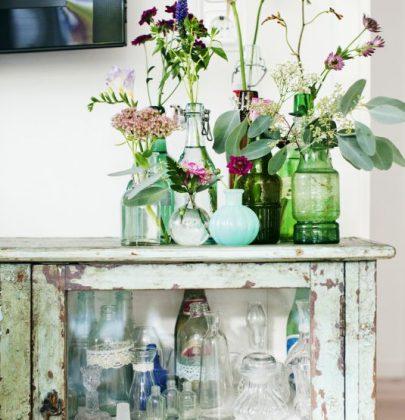 Interieur | Een interieur vol bloemen!