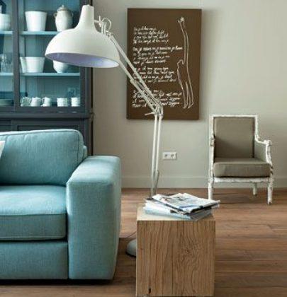 Kleur & Interieur | Turquoise interieur styling
