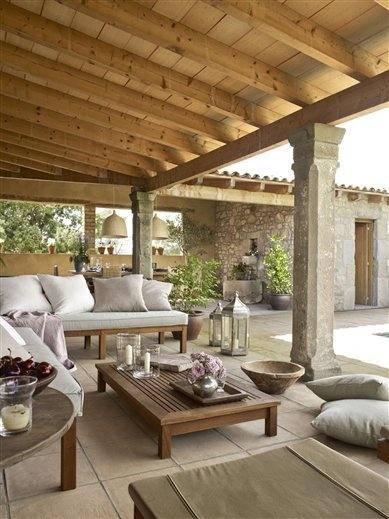 Tuin inspiratie : Tuin inrichten in Ibiza stijl u2022 Stijlvol Styling ...