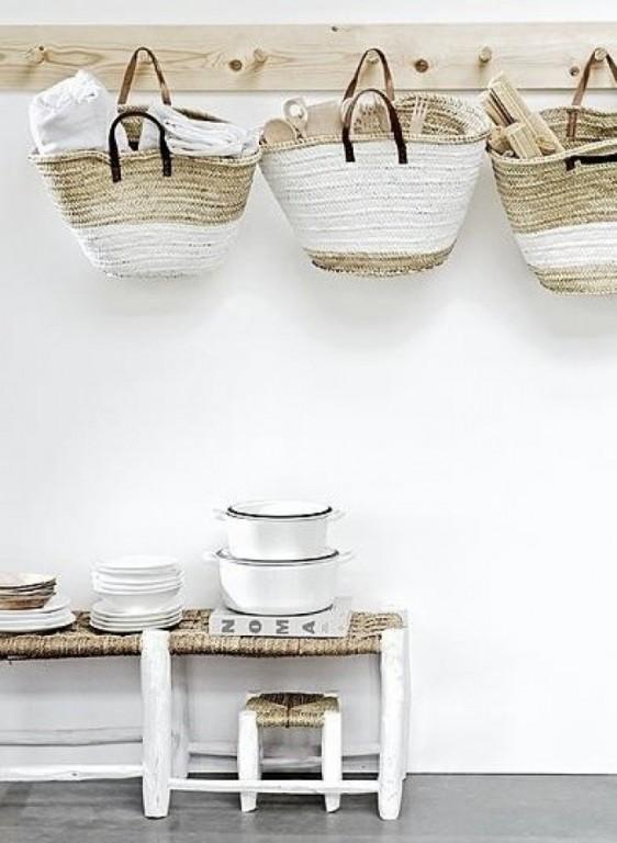 Low budget styling nr 4 6 tips inrichten van de hal for Decoratie gang