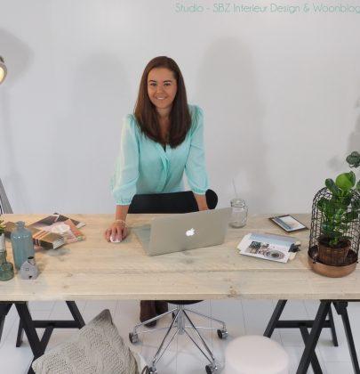 Interieur   Schragen onder jouw bureau of tafel
