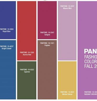 Interieur | Kleurtrends voor het najaar 2014