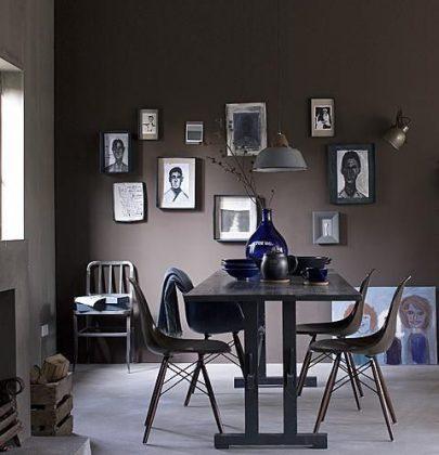 Interieur   '50 Shades of Greige' een greige interieur (warm grijs)