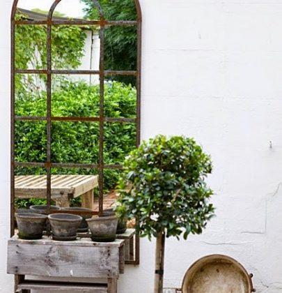 Tuin inspiratie | 7 Handige tips voor de kleine tuin