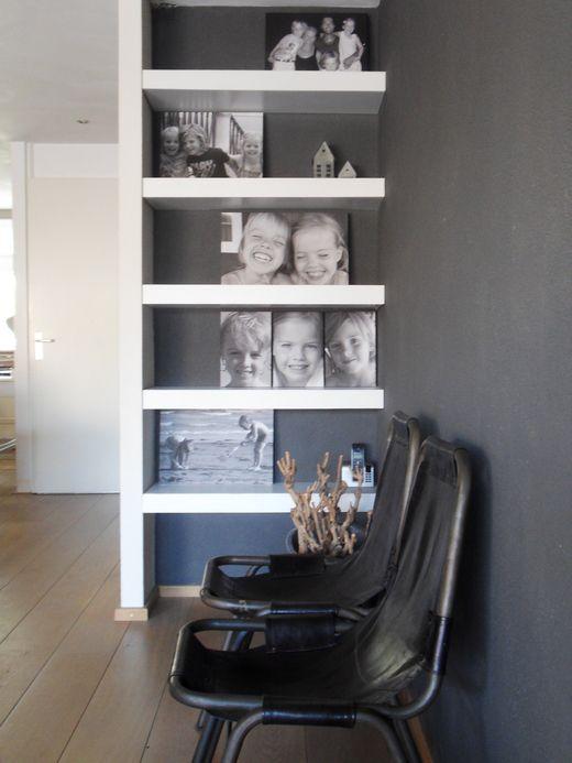 Brugman Keuken Badkamer ~ Interieur Nis in de muur ? Stijlvol Styling ...