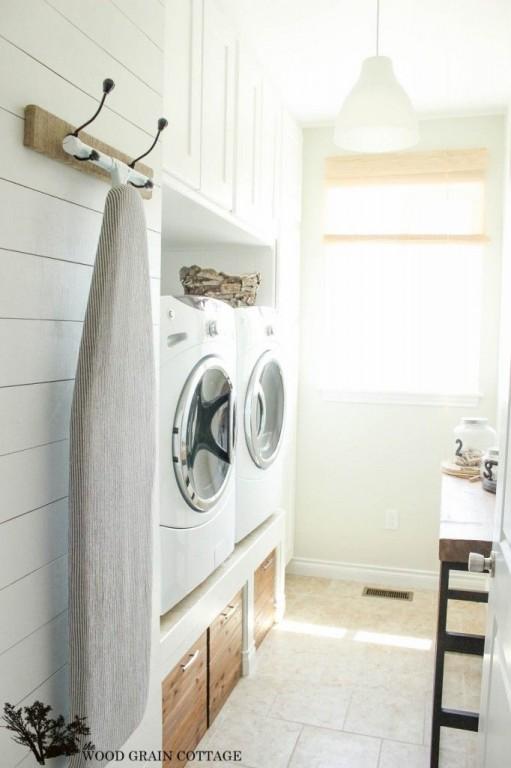 Interieur : Inspiratie voor inrichten van de wasruimte u2022 Stijlvol ...