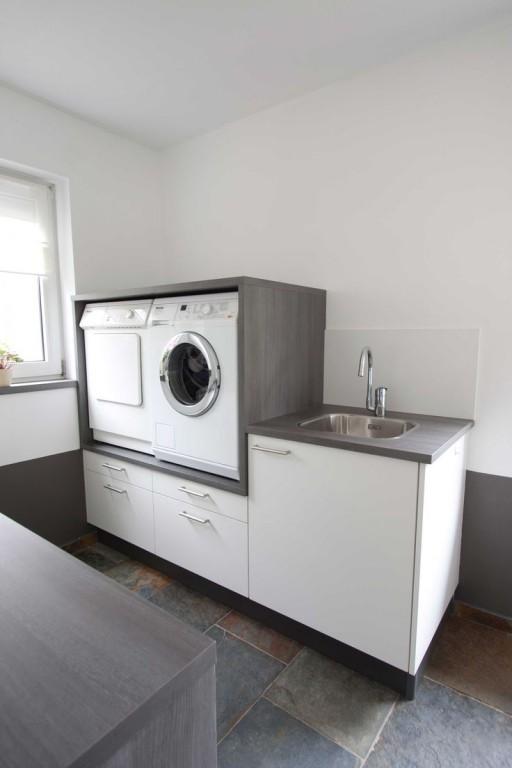 Interieur inspiratie voor inrichten van de wasruimte stijlvol styling woonblog - Moderne wasruimte ...
