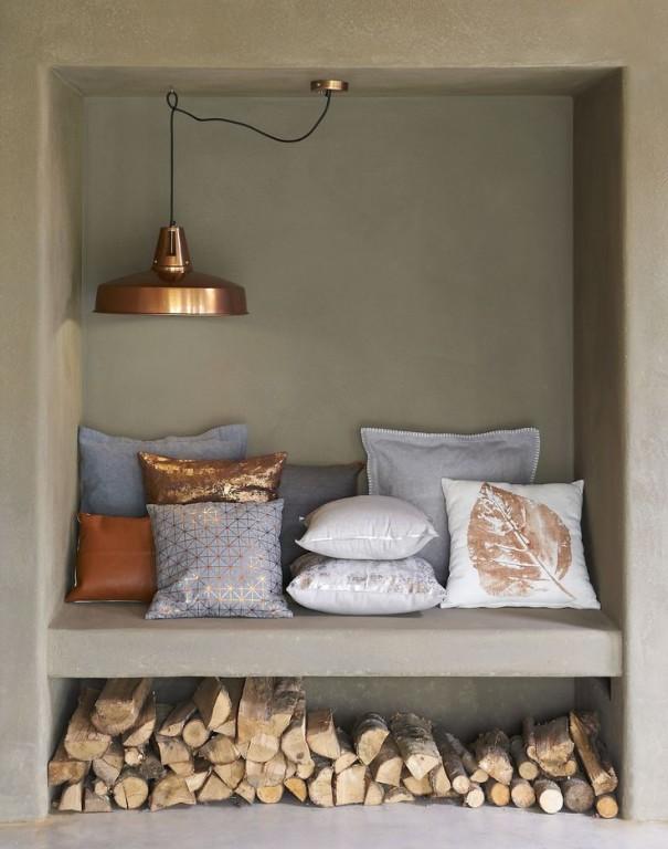 Interieur nis in de muur stijlvol styling woonblog for Interieur ideeen gang