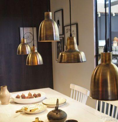 Interieur | Wooninspiratie – Lampen op verschillende hoogtes