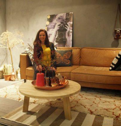 Interieur | Woonkamer inrichten in de stijl 'robuust, retro & eenvoud'