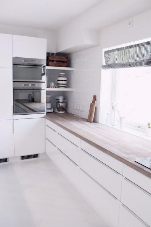 Interieur nis in de muur stijlvol styling woonblog stijlvol styling woonblog - Deco keuken chique platteland ...