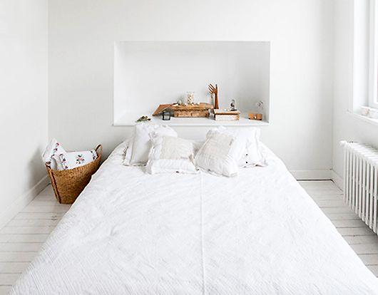 Interieur  Slaapkamer inspiratie - Woonblog StijlvolStyling.com
