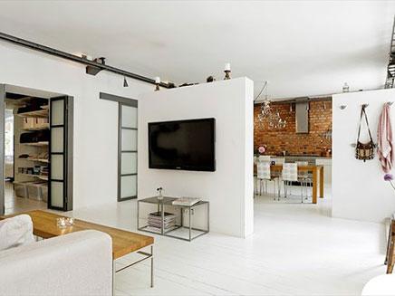 ...  10 tips voor het inrichten van een klein huis of appartement